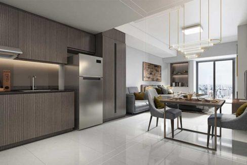 MBQ-T3_Unit-Interiors_Studio-Kitchen-Area