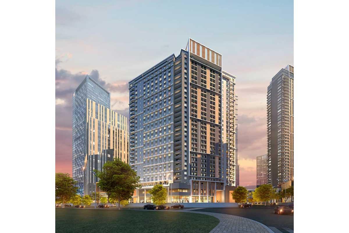 Mandani Bay Quay Tower 3 by: HT Land
