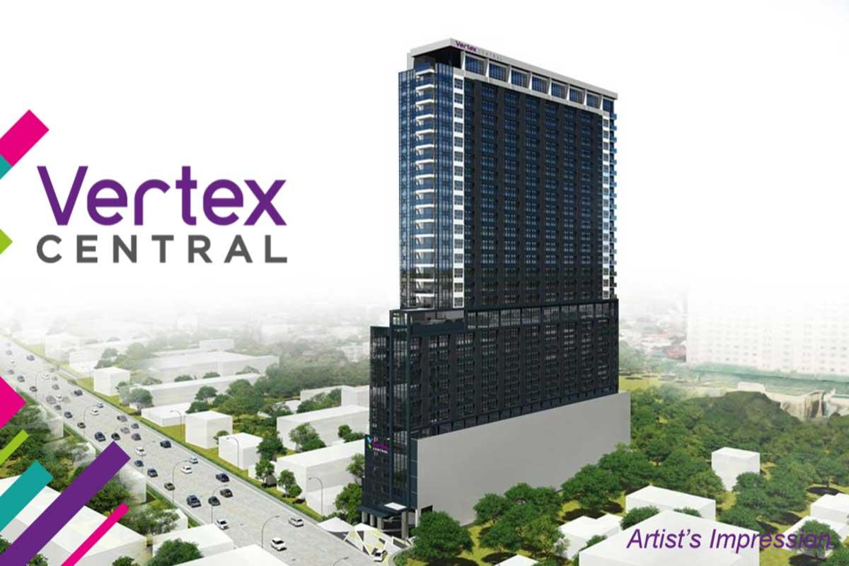 Vertex Central, Mix-Condo by Priland